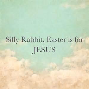 silly rabbit