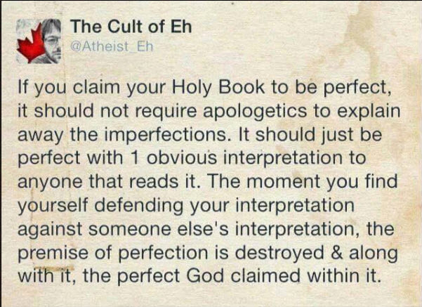 the cult of eh
